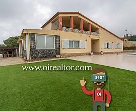 Meravellosa casa en venda a una urbanització a Lloret de Mar, Costa Brava