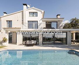 Spektakuläre Luxus-Haus zum Verkauf in Can Teixidor, Alella