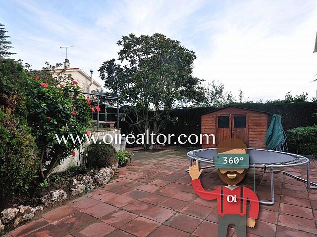 Продается дом в центре Вилассар де Далт, Маресме