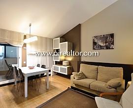 Fabelhaftes Duplex-Penthaus zum Verkauf in Sant Andreu de Llevaneres in Maresme