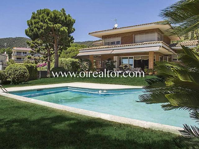 Lujosa villa en venta en Premia de Dalt, Maresme