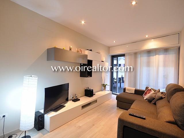 Bonito piso en venta en la zona de Pep Ventura-Gorg en Badalona, Maresme