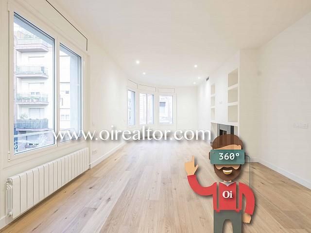 Precioso piso en venta con exquisita reforma en Major de Sarrià