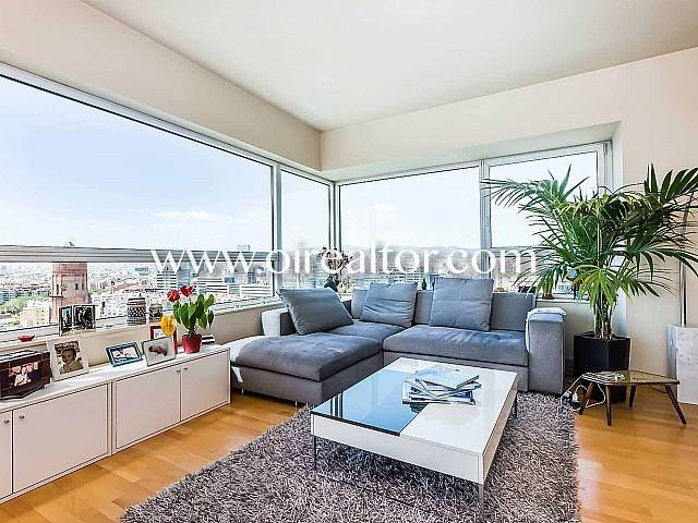 Exclusiu apartament en venda en primera línia de mar a Diagonal Mar