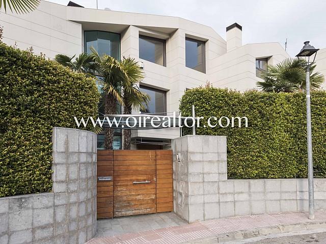 Exclusiva villa en venta en zonaa muy tranquila de Alella