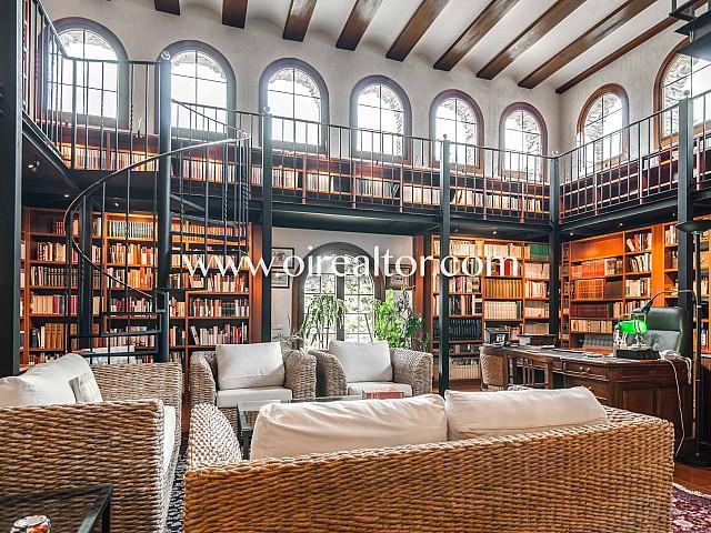 Spectacular villa for sale in Valldoreix, Sant Cugat