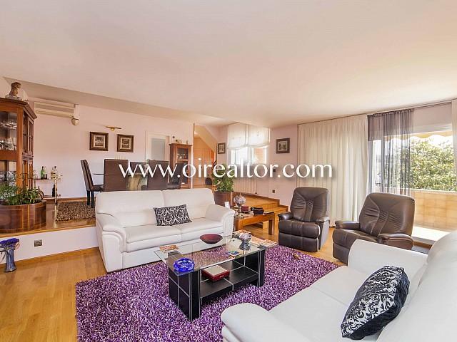 Spectacular duplex penthouse for sale of 150 m2 in Les Lloses, Sant Andreu de Llavaneres
