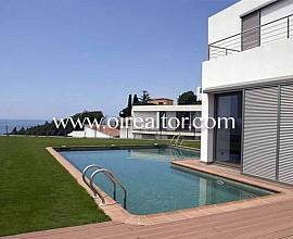 Продается дом с видом на море в Ареньс де Мар, Маресме