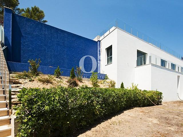 somptueuse façade dans luxueuse villa en vente Begur Costa Brava