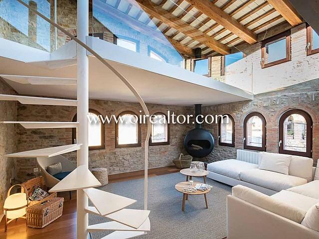 Masía catalane entièrement rénovée et meublée à Palau-sator, Baix Empordà