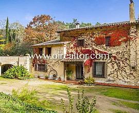 Продается фермерский дом- масия в в Сант Висенс де Монтальт, Маресме