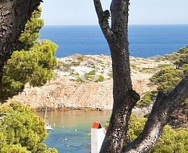 Casa en venta con vistas al mar en Sa Tuna - Begur