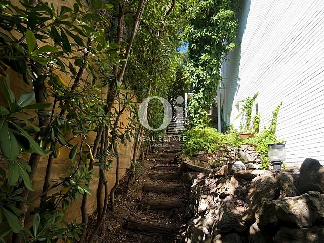 Jardín de casa en venta en Begur