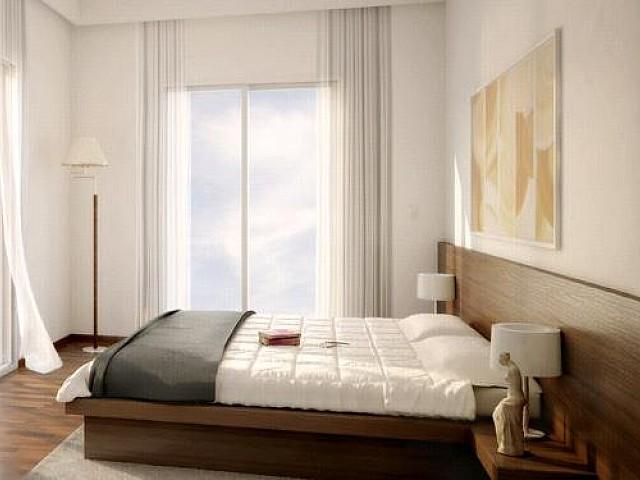 Schlafzimmer in reizvollem Appartement in Avenida Diagonal zu verkaufen