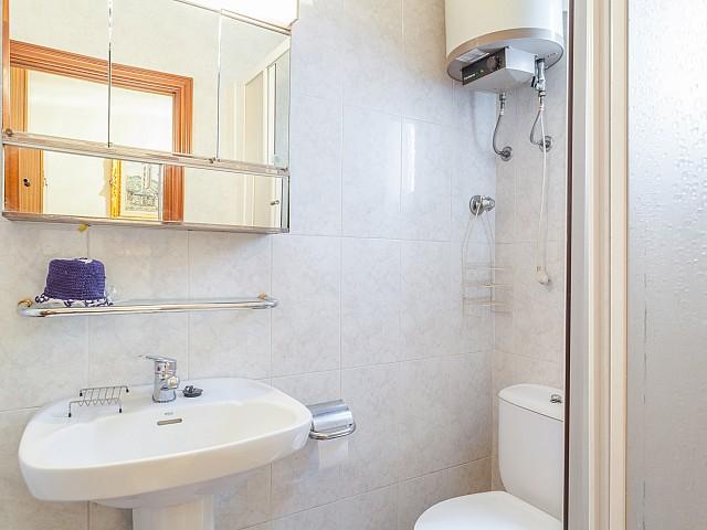 Badezimmer in reizvollem Appartement in Avenida Diagonal zu verkaufen
