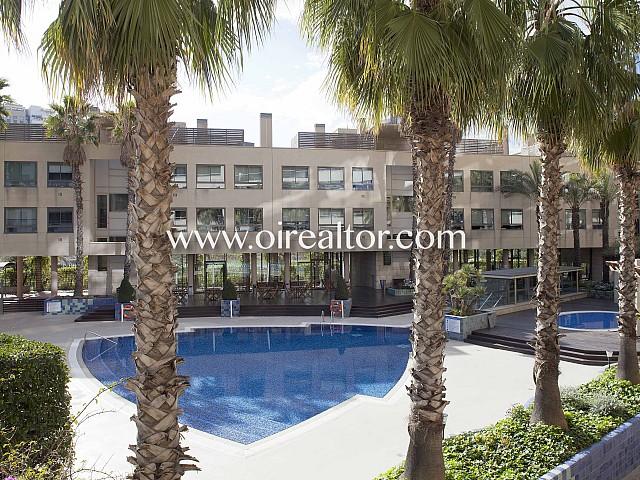 Продается элитная квартира на Диагональ Мар, Барселона