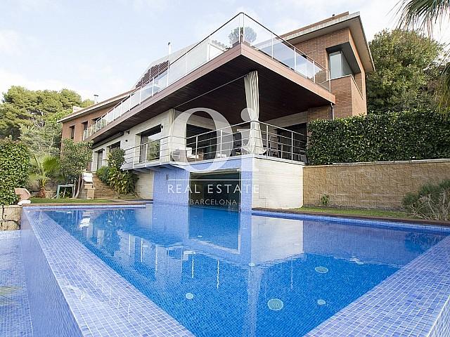 Exklusive Design-Haus zum Verkauf in Premia de Dalt, Maresme