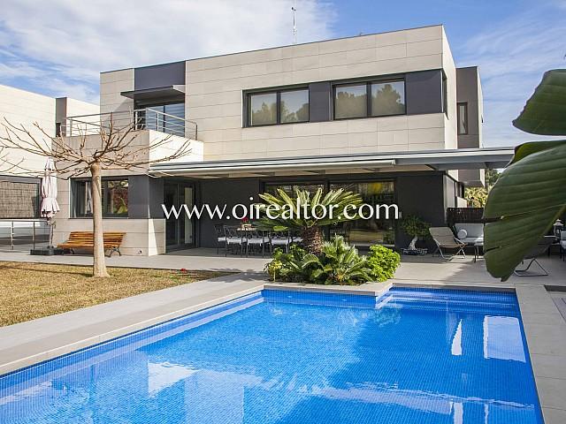 Casa de disseny en venda, a quatre vents a Llavaneres, Maresme