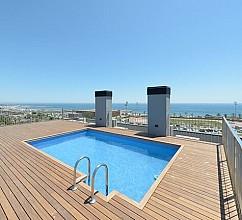 Appartement exclusif de nouvelle construction à Diagonal Mar, Barcelone