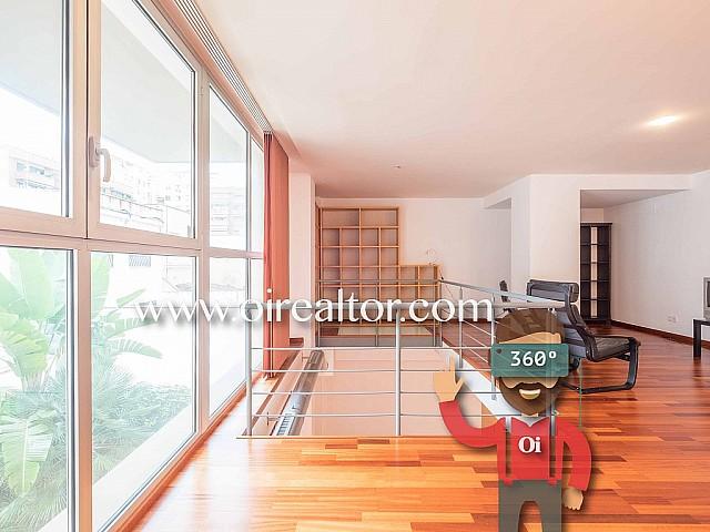 Hervorragendes Duplex-Loft in Poblenou, Barcelona