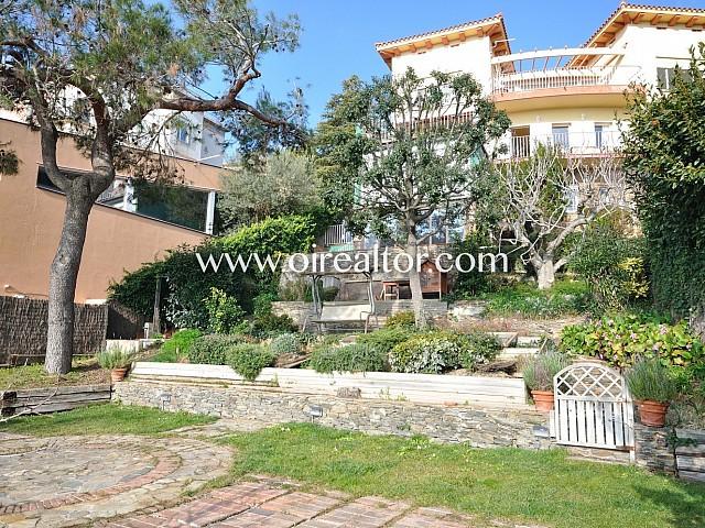 Preciosa casa a cuatro vientos con impresionantes vistas en Vallvidrera
