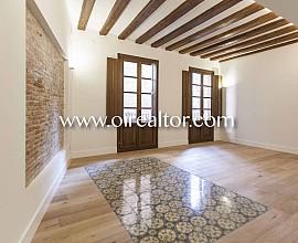 Magnífico piso en venta de obra nueva con terraza de 60 m2 en el Gótico