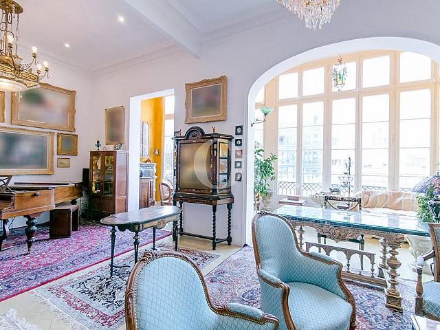 Wunderbare Wohnung zum Verkauf neben Rambla Catalunya