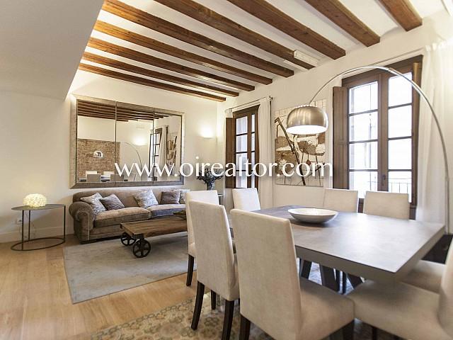 Apartamento en venta de obra nueva en el Gótico
