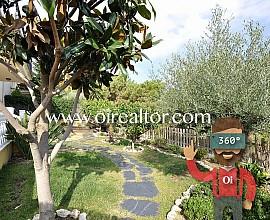 Haus zum Verkauf mit fantastischen Aussichten in Sant Pol de Mar, Maresme