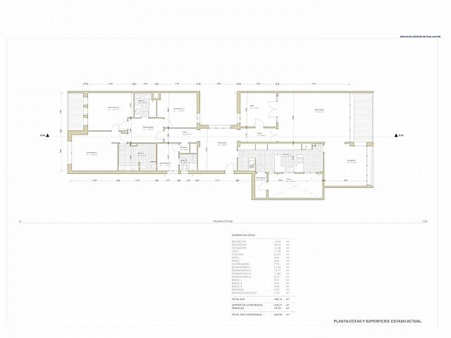 Piso en venta de 230 m2 a reformar en Turó Park, Barcelona