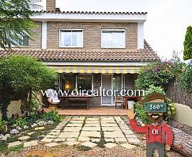 Cozy row house for sale in Cabrera de Mar, Maresme