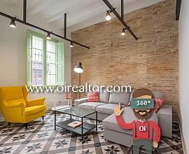 Piso en alquiler con magnifica reforma en Gracia, Barcelona