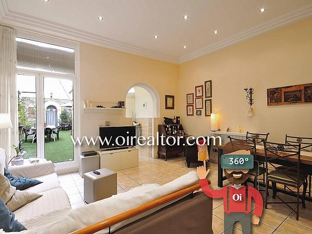 Casa en venta en el centro de Arenys de Mar totalmente reformada