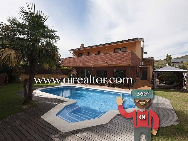 Casa con piscina en venta en Arenys de Mar, Maresme