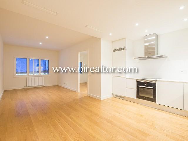Precioso piso reformado en el corazón del Eixample Izquierdo, Barcelona