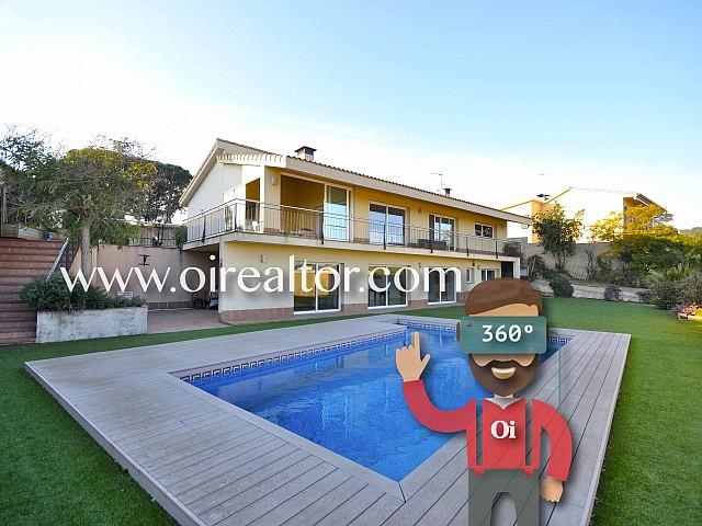 Magnífica casa en venta en una urbanización en Mataró, Maresme