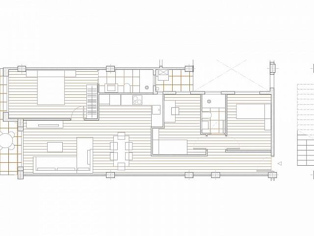 Продается дизайнерская квартира в Эшампле Эскерра, Барселона