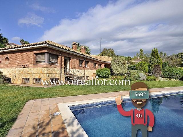 Espectacular casa unifamiliar en venta en Llavaneres, Maresme
