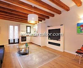 Precioso piso en venta con reforma integral en el Poble Sec, Barcelona