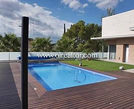Fantástica casa en venta con tecnología domotica en Montemar Alto,  Castelldefels