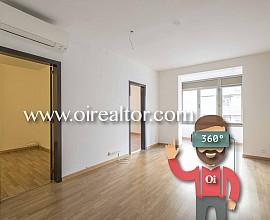 Soleado piso en venta en la calle Valencia zona Sagrada Familia, Barcelona