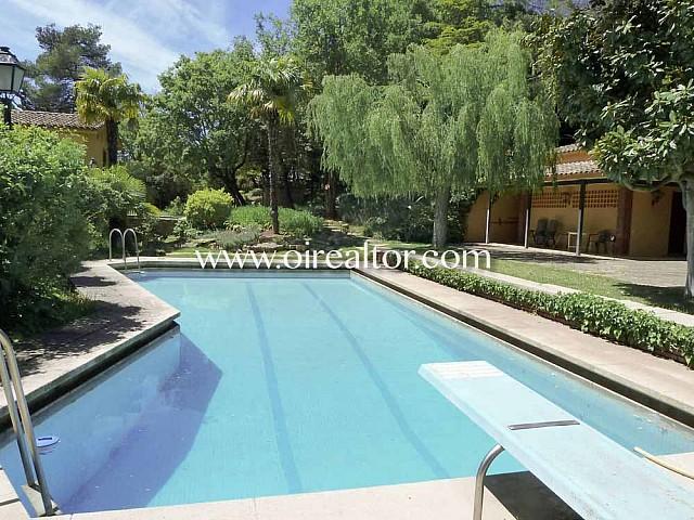 Preciosa casa en venta en Begues