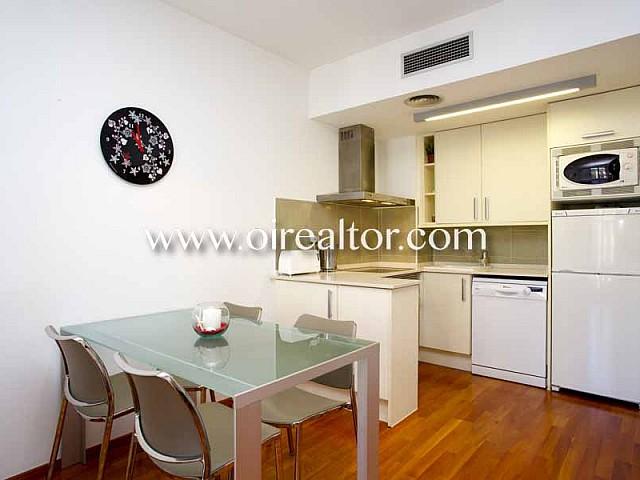 Продается роскошная квартира с туристической лицензией в Эшампле Дрета, Барселона