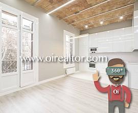 Apartment for sale with top-quality refurbishment in Eixample Dreta
