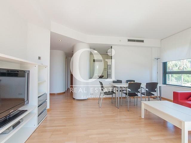 квартира на продажу в диагональ мар гостиная столовая