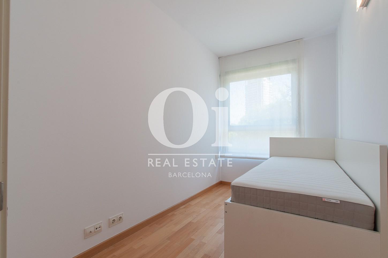 Chambre double lumineuse dans un appartement en vente à Barcelone, Diagonal Mar