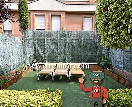 Casa adossada en venda amb jardí a Vilassar de Mar, Maresme