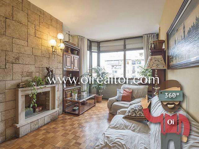 Acogedor piso en venta en el Eixample Izquierdo, Barcelona
