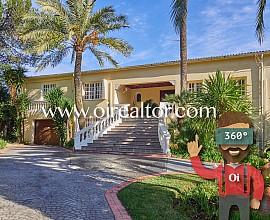 Casa señorial de lujo en venta en Son Vida, Mallorca