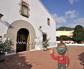 Landhaus zum Verkauf im Zentrum von Premià de Dalt, Maresme